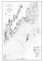 St. George's River Map Fine Art Print