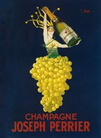 Joseph Perrier Champagne by Lantern Press - various sizes