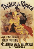 Theatre De L'Opera French Fine Art Print