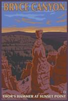 Bryce Canyon Fine Art Print