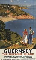 Guernsey Island Fine Art Print