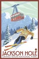 Jackson Hole Grand Teton Park Fine Art Print