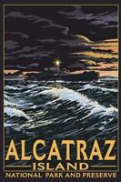 Alcatraz Island Park by Lantern Press - various sizes