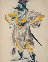 Soldier, 1920 Fine Art Print