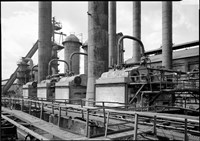 Industrial Building Fine Art Print