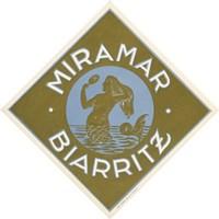 Miramar Biarritz by Print Collection - various sizes - $54.99