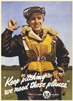 We Need Those Planes by Print Collection - various sizes
