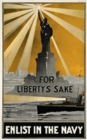 For Liberty's Sake by Print Collection - various sizes