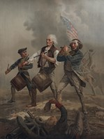 Yankee Doodle 1776 by Print Collection - various sizes