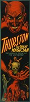 Thurston the Great Magician Fine Art Print