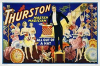 Thurston, Master Magician by Print Collection - various sizes