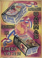 Anuario Daumas by Print Collection - various sizes