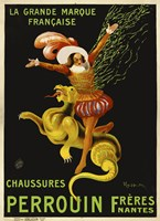 Chaussures Perrouin Freres by Print Collection - various sizes - $41.99