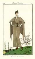 Costumes Parisiens of 1914, Women's Fashion Fine Art Print