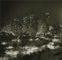Winter Central Park Fine Art Print