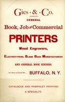 Gies & Co Incorporated by Print Collection - various sizes