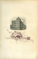 Gies & Co Lithographers Fine Art Print