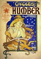 Humber Cycles by Print Collection - various sizes