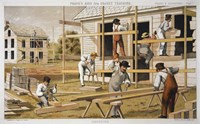 Prang's Carpenter Aid by Print Collection - various sizes