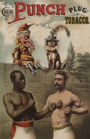 Punch and Chew, 1886 Fine Art Print