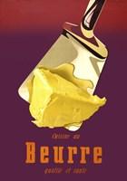 Swiss, Better Butter Fine Art Print