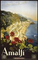 Amalfi Fine Art Print