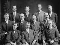 Amateur Baseball Commission circa, 1905 by Print Collection, 1905 - various sizes