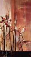 "Pink Frost by Terri Burris - 20"" x 35"""