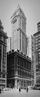 Singer Tower, New York by Print Collection - various sizes