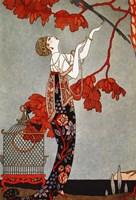 Oriental Red, 1914 Fine Art Print