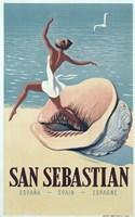 San Sebastian by Vintage Apple Collection - various sizes