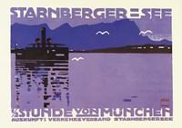 Starnberger See Fine Art Print