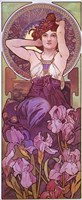 Amethyst by Alphonse Mucha - various sizes