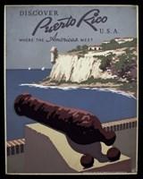 Puerto Rico Fine Art Print