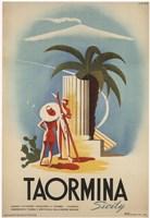 Taormina, Sicily Fine Art Print