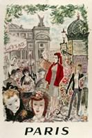 Beautiful Paris Fine Art Print
