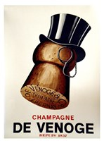 Champagne Cork Fine Art Print