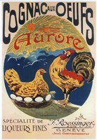 Cognac Oeufs Fine Art Print