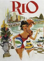 Rio Fine Art Print