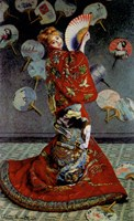 Japanese Dress Fine Art Print