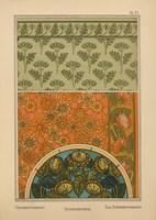 Plate 71 - Chrysanthemum Fine Art Print