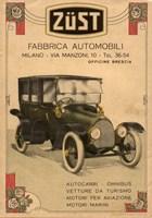 Zust Automobile Fine Art Print