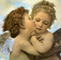 Angels and Cupids Fine Art Print