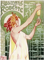 Livemont Absinthe Robette Archival by Vintage Apple Collection - various sizes