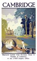 Cambridge Fine Art Print
