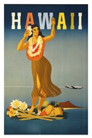 Hawaii by Vintage Apple Collection - various sizes - $43.99