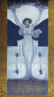 Woman Suffrage Fine Art Print