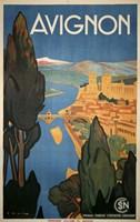 Avignon Fine Art Print