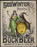 Bockbeer Green Fine Art Print