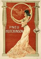 Pneu Hutchinson by Vintage Apple Collection - various sizes